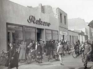 Nach dem Krieg 1949