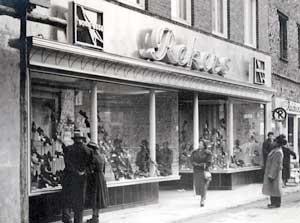 Wiederaufbau 1955