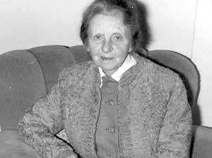 Gründerin Gertrud Rekers