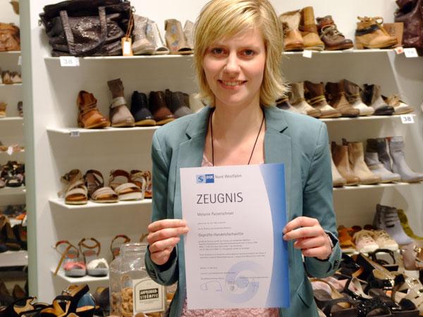 Schuhhaus Rekers Bocholt Melanie Passerschroer