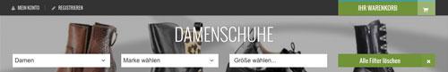 Onlineshop Tamaris Bocholt